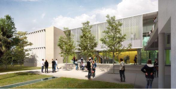 SATE gagne le marché public de l'extension de la MMSH à Aix en provence